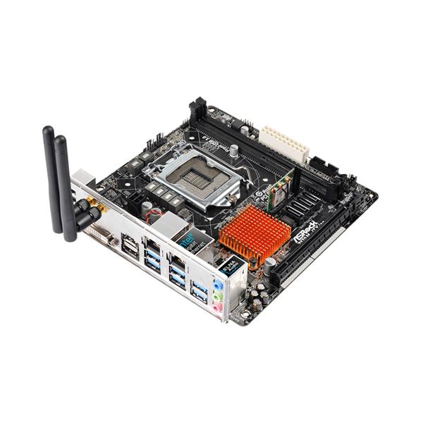Z Motherboard ASROCK Z170M-ITX/ac-11...