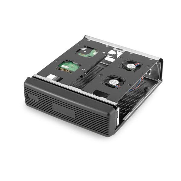 M350 Universal Mini-ITX enclosure - different views - more images
